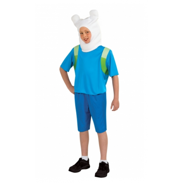 62357ef8f372 Køb Finn Adventure Time kostume for kun 259