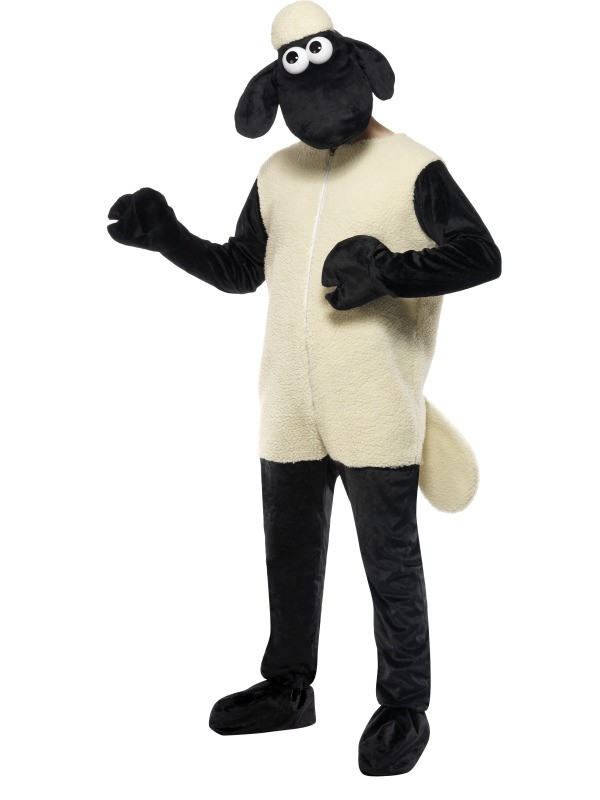 Shaun the Sheep dräkt