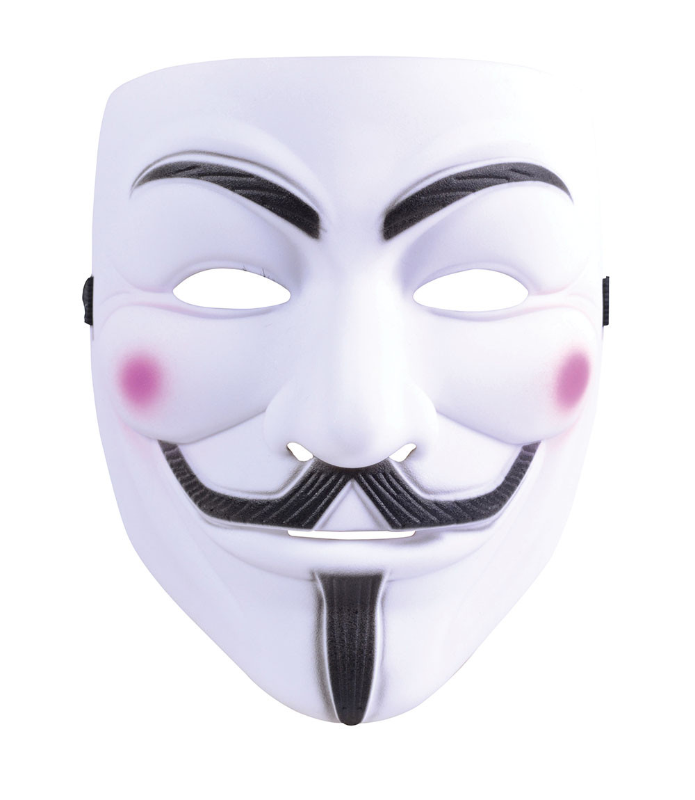 how to draw vendetta mask