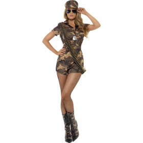 Army Playsuit Kostume