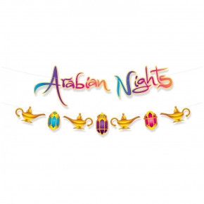 Arabian Nights Oppyntning