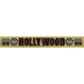 hollywood banner