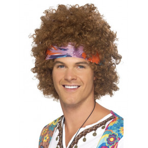 Hippie Afro Paryk Kit