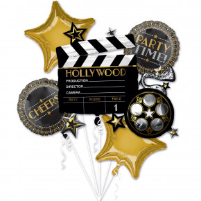 Hollywood Glam Ballon Buket