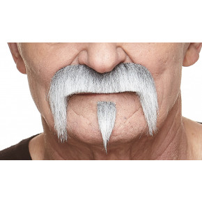 Biker Moustache Kit, Gråt