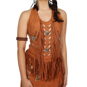 Indianer Halterneck Top