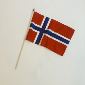 Norsk flag 30 X 45cm.
