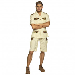 Mr. Dundee Safari Uniform