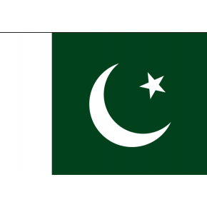 pakistansk flag