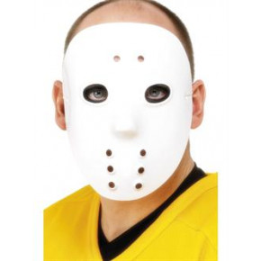 Hockey maskerar