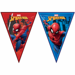 Spider-Man Flagguirlande