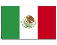 Mexicansk flag 90x150